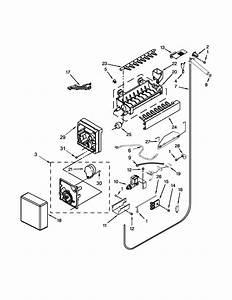 Kitchenaid Refrigerator Ice Maker Repair Manual