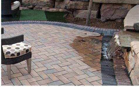 Unilock Patio Pavers - eco priorora permeable paver patio by unilock photos