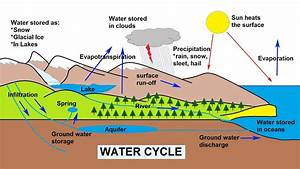 Contoh Explanation Text Water Cycle