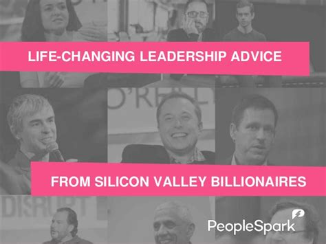 Life Changing Leadership Advice From Silicon Valley