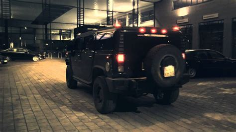 Hummer H2 White Lifted Image 237