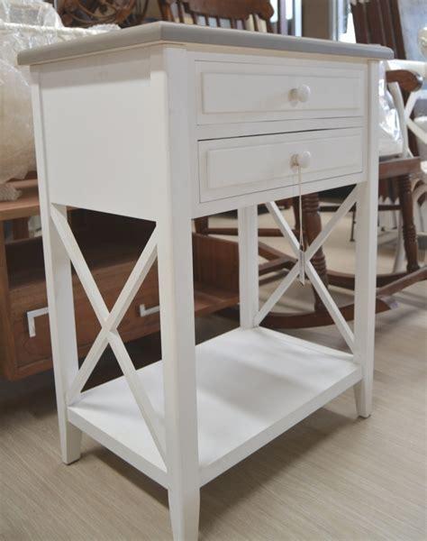 comodini shabby mobile comodino provenzale legno bianco shabby chic mobili