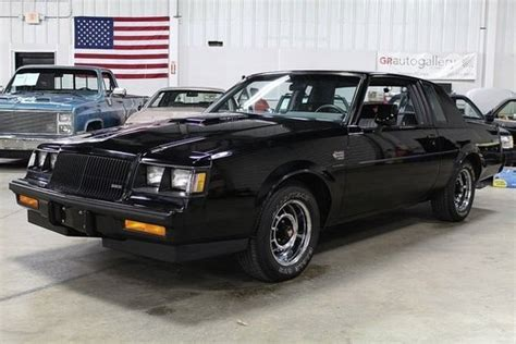 1987 Buick Grand National Parts For Sale by Buick Grand National For Sale Hemmings Motor News