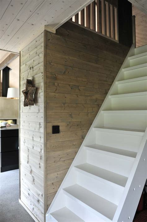 steep stairs tiny house stairs house stairs