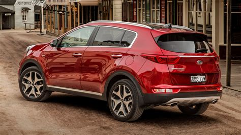 Kia Sportage Gt-line (2016) Au Wallpapers And Hd Images