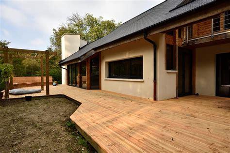 nivrem terrasse bois seine et marne diverses id 233 es de conception de patio en bois pour