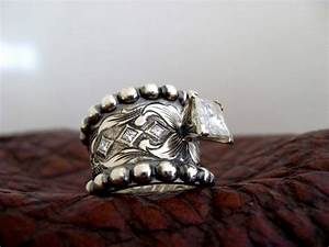 travis stringer western wedding rings country chic With western engagement rings and wedding bands