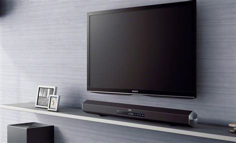 The Best Top Rated Sound Bar Systems