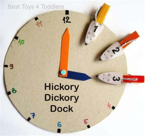 hickory dickory dock activities for preschool number names worksheets 187 preschool clock activities 425