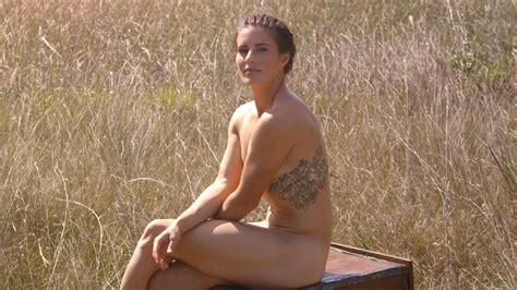 ESPN The Magazine's 2015 Body Issue: Ali Krieger - ESPN Video