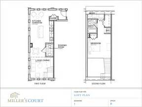 2 bedroom with loft house plans floor plans