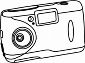 Camera Black And White | Clipart Panda - Free Clipart Images