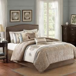better homes and gardens medallion 7 piece comforter