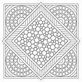 Block Money Crochet Coloring Quilt Tile Geometric Debardeurs Sheets Adult Printable Sweetdreamsquiltstudio Tiles Patterns Wescover Diagram sketch template