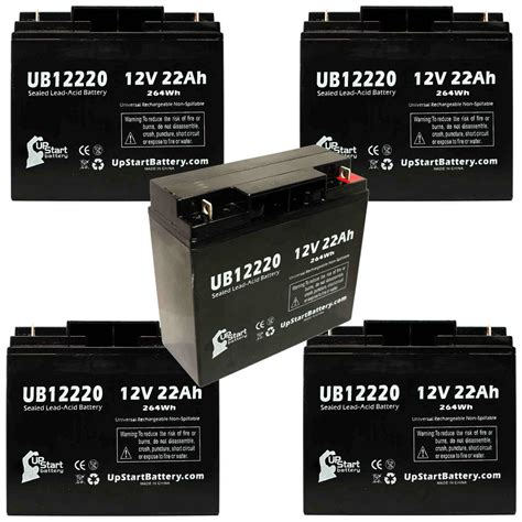 pack apc smart ups  battery ub  ah sealed