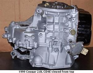 Ford Contour Cd4e Transmission