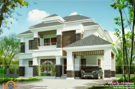 Residence At Cherupuzha, Kannur  Kerala Home Design And