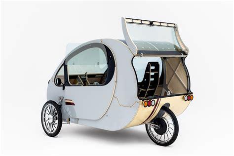 evovelo design solar bio hybrid vehicles   everyday