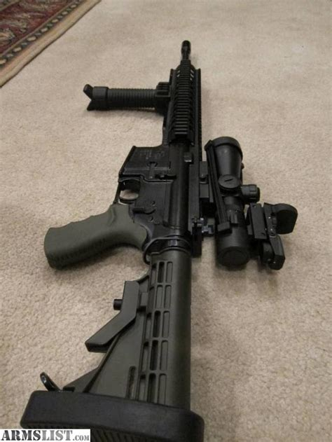 Armslist For Sale Rock River Arms Ar 15 With Troy