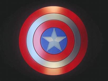 Shield America Captain Avengers Dribbble Endgame Screenshots