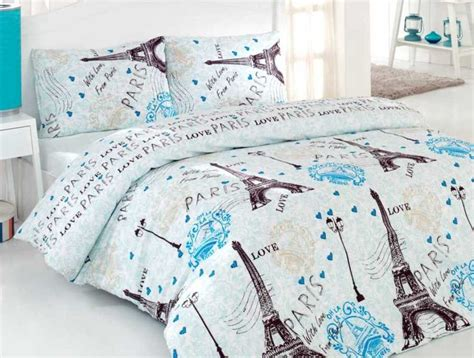 eiffel tower bedding and comforter set bedding themed bedding sets