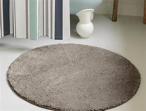Tapis De Bain Rond : tapis de bain rond mer baltique linvosges ~ Teatrodelosmanantiales.com Idées de Décoration