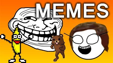 Les Meme - point culture sur les memes nyan cat trololo youtube