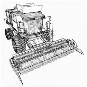 marvelous john deere tractor coloring pages