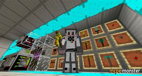 Alien Warfare Pack » Minecraft Pe