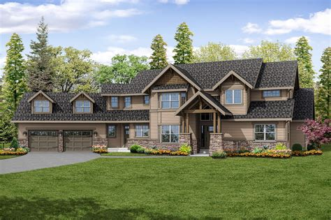 lodge style house plans timberline