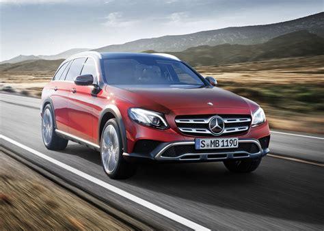 Mercedes-benz E-class All-terrain Review (2017
