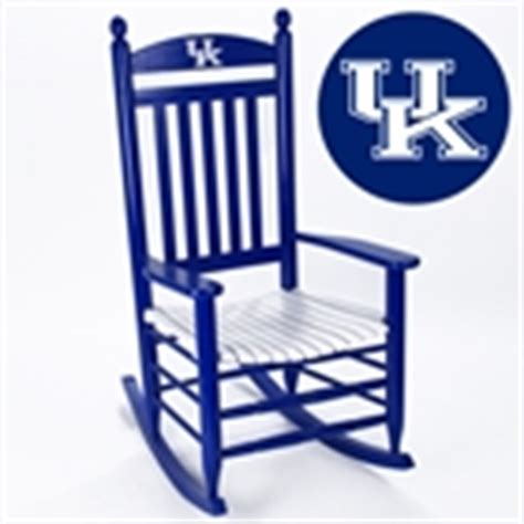 hinkle chair company tennessee kentucky wildcats rocking chair maple finish dcg stores