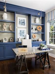 25, Home, Office, Shelving, Ideas, For, An, Efficient, Organized, Workspace
