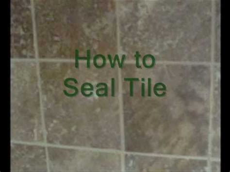 How To Seal Tile And Grout  Youtube. Doors For Builders. Floor Cabinets With Doors. 120v Garage Heater. Tire Bumpers For Garage. Garage Door Springs Cost. Rs Garage Doors. 2 Car Garage Door Opener. Exhaust Fans For Garage