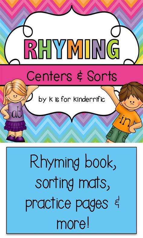 92 best rhyming activities images on rhyming 389 | 6ee224c692c9c90a2aad916ced9ece4a rhyming activities kindergarten activities