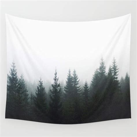 forest wall tapestry by kjellin from society6 tapestry