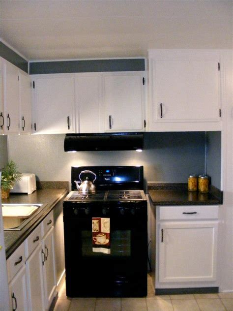 1971 Single Wide Kitchen Remodel   Mobile Home Living