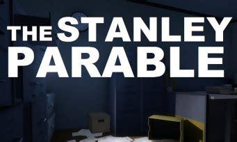 stanley parable lexcellent jeu de reflexion arrive