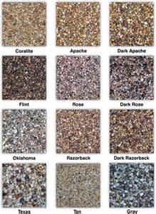 river rock coatings pebble stone patio flooring install