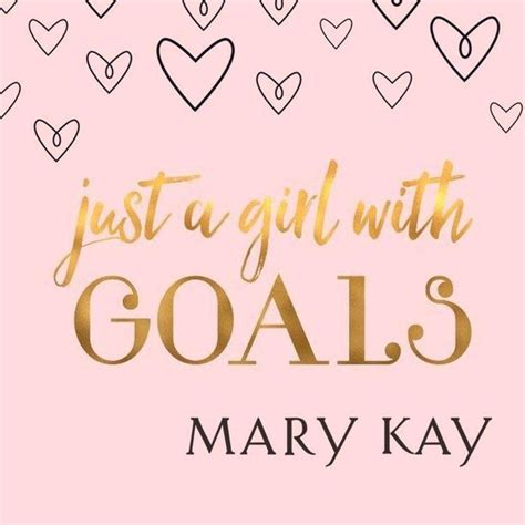 mary kay official site   set goals   doable