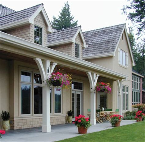 covered front porch wrap around and covered porch decor house plans and more