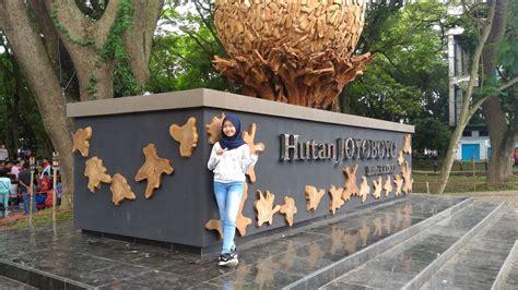 lokasi  alamat hutan joyoboyo kediri tempat wisata