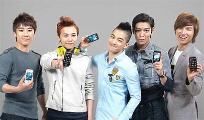 Bang Korean Band Boy Pop Lg Members