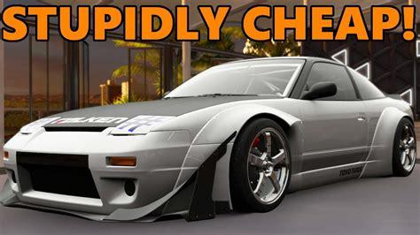 1,000+ Hp 240sx Cheapest Drift Car
