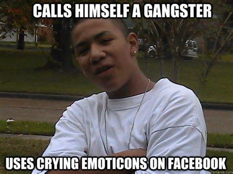 Internet Gangster Meme - gangster teen boy memes quickmeme