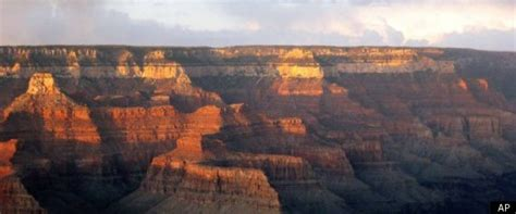 grand canyon  formed anomaly   clues