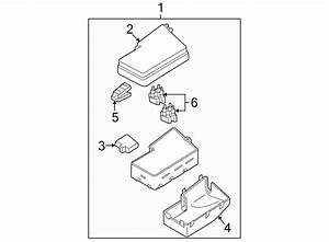 Mazda 3 Fuse Box Cover  Engine Compartment  Fuse And Relay  Engine Compartment