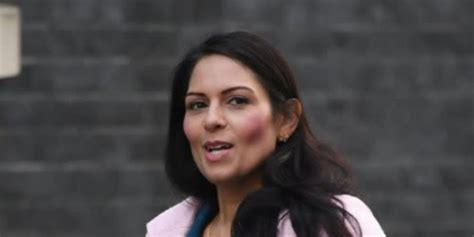 Priti Patel calls for military help to stop migrants ...