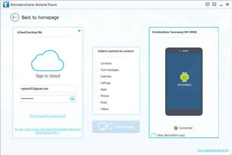 how to get photos from icloud to android come sincronizzare icloud con android softstore sito