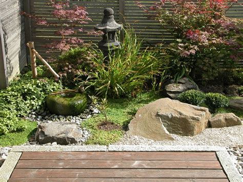Japanischer Garten Terrasse by Japanische G 228 Rten Goshintai Garten Terasse